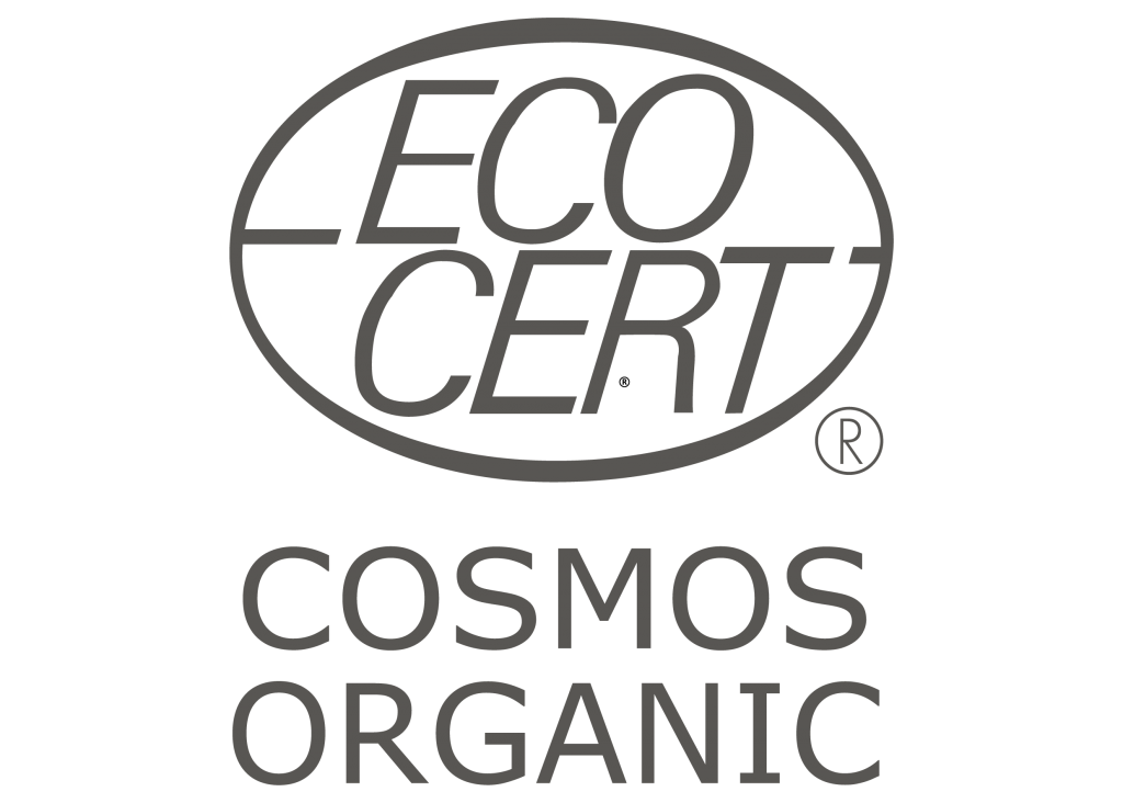 Logo ecocert cosmos organic